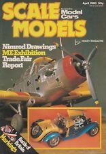 Scale Models Magazine (Apr 1980) (Douglas TBD-1, Hawker Nimrod, RAF 100 Group)