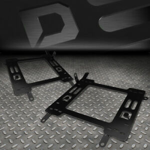 FOR 2011-2018 FORD FOCUS PAIR RACING SET/SEATS BASE MOUNT BRACKETS RAIL/TRACK