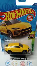 Hot Wheels First Editions '17 Lamborghini Urus   2020-213 (NP22)