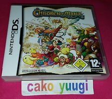 CHILDREN OF MANA NINTENDO DS TRES BON ETAT 100% FRANCAIS