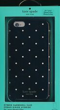 Kate Spade Designer Phone Case ~Samsung Galaxy NOTE 4~Black White Dots (REG $50)