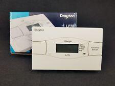 Drayton LP711 7 Day Electronic Timeswitch 25478