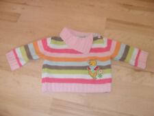 Süßer weicher Pullover toller Kragen Gr. 74 Disney C&A Winnie the Pooh Baby TOP