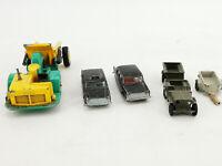 5 Siku Modell Autos Sammlung Konvolut 6 cm bis 9 cm lang