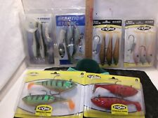 Lot of 6 Pkgs. STORM Fishing Lures. Unopened New