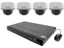 LaView LV-KNT982D22D4 4MP Zoom HD 8 Channel NVR PoE IP Security System, with 2pc