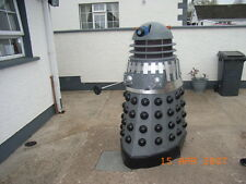 How to build your own full size Dalek. Doctor Who fans, a great project.