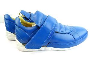 DIESEL S-STUDZZER Sneaker Herrenschuhe Leder Denim Schuhe Men  Shoes Gr. 43