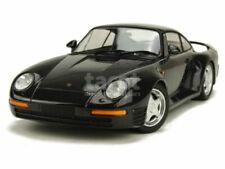 1987 Porsche 959 Grey Metallic Ltd Ed 1/18 Diecast Model by MINICHAMPS 155066205