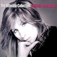 BARBRA STREISAND - ULTIMATE COLLECTION: BARBARA STREISAND NEW CD
