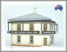 HO Scale 2 Storey CLASSIC AUSTRALIAN HOTEL