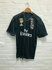 Real Madrid adidas Men's 18/19 Away Shirt - L - Vinicius Jr 8 - New with Defects