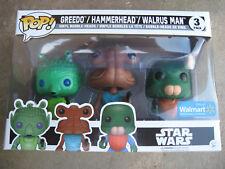 Star Wars Greedo/Hammerhead/Walrus Man (Walmart exclusive!)