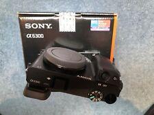 Sony Alpha 6300 Body im Original Karton