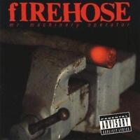 FIREHOSE - MR. MACHINERY OPERATOR (New & Sealed) Alt Rock CD Reissue