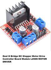 Dual L298N H Bridge Stepper Motor Driver Controller Board Arduino, Pi