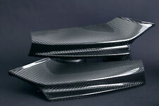 BMW F10 F11 09-14 Carbon M Tech Front Bumper damaged splitters Performance flaps