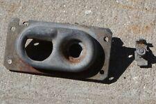 Porsche 924 944 944S OEM 1987 Hood Latch 92851102702 Lid Lock Lower Catch