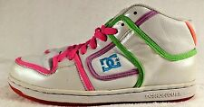 DC Shoes Manteca Mid SE Womens Leather High Top Skate Shoes Size 9M Euro 40