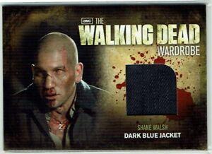 The Walking Dead Season 2 Wardrobe Card M3 Shane Walsh Dark Blue Jacket