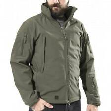 Pentagon Artaxes Softshell Jacket Tactical Military Water Resistant Coat RAL7013