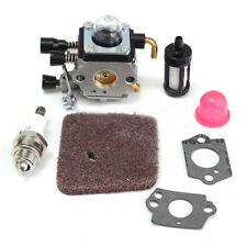 For STIHL FS38 FS45 FS46 FS55 KM55 FS85 Carburetor Air Fuel filter Gasket Bulb