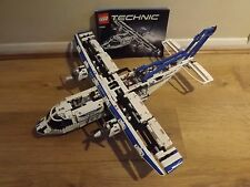 Lego Technic 42025 Cargo Plane Retired Set - 100% Complete - Ex Con
