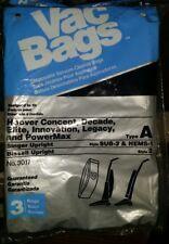 HOMECARE VACUMN BAGS HOOVER CONCEPT DECADE ELITE INNOVATION LEGACY & POWERMAX