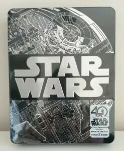 STAR WARS - A New Hope 40th Anniversary Collectors Tin - NEW Sealed