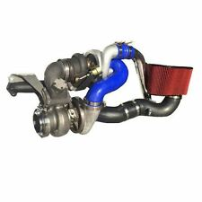 Stocker Towing Twin-Compound Turbos for 2003-07 Dodge Cummins 5.9L add 75mm