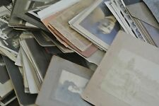 750+ Lot Paper Ephemera Black and White Photos lots of Military WW2  (#2) NICE