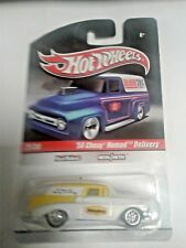 hotwheels 56 chevy nomad delivery series milodon
