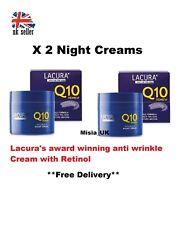 **Award winning** With RETINOL Anti-wrinkle Q10 50ml LACURA 2 × Night Cream