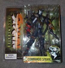 Todd McFarlane Spawn Regenerated Commando Spawn 2005 Series 28 New Great Cond.