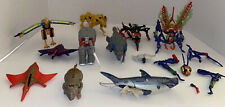 Transformers Beast Wars Lot! Mostly Incomplete! Good For Parts! Nice Lot Hasbro!