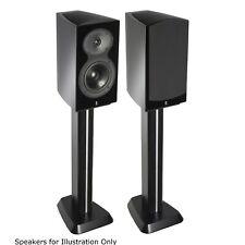 Revel M Speaker Stands for M105 or M106 PAIR - Piano Black Bookshelf Loudspeaker
