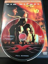 Xxx: State of the Union Dvd Vin Diesel Disc Only