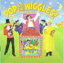 Pop Go the Wiggles CD