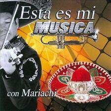 NEW - Esta Es Mi Musica Con Mariachi by Various Artists