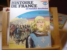 HISTOIRE DE FRANCE EN BANDES DESSINEES N°5 TBE/TTBE LES CROISADES