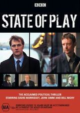 State Of Play : Series 1 (DVD, 2005, 2-Disc Set)