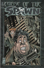 CURSE OF THE SPAWN 5...NM-...1997...Dwayne Turner...Bargain!