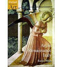 Art in Renaissance Italy: 1350-1500 (Oxford History of Art)-ExLibrary