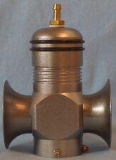 Blow Pop Off Ventil mit 2x Tröte & 33mm Adapter für Turbo Turbolader Ladedruck