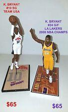 Custom Kobe Bryant Lakers (2009 Championship) Mcfarlane figure