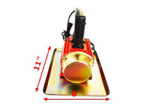 Fast Shipping! 220v Portable Hand-held Cement Vibrating Troweling Machine New