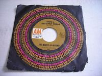 w SLEEVE The Merry Go Round You're a Lovely Woman 1967 45rpm VG+