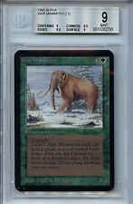 MTG Alpha War Mammoth BGS 9.0 (9) Mint Card Magic WOTC 2793