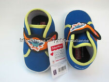 54% OFF AUTH FISHER PRICE BABY BOY'S SHOES NIGEL SZ 4 / 12-18 mos BNEW IN BOX