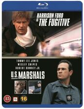The Fugitive / U.S. Marshals (Blu-ray) European region B multi language options